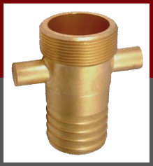 Brass Lugged Hose Tails